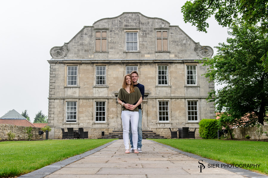 Engagement Photography session at Hellaby Hall Hotel, Hellaby South Yorkshire