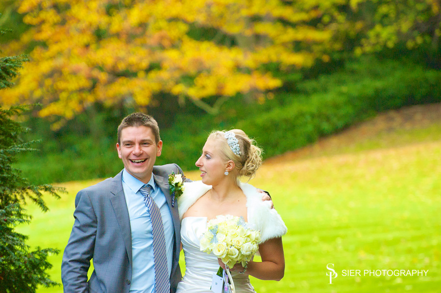 The Wedding of Suzanne and Chris at the Kenwood Hall Hotel