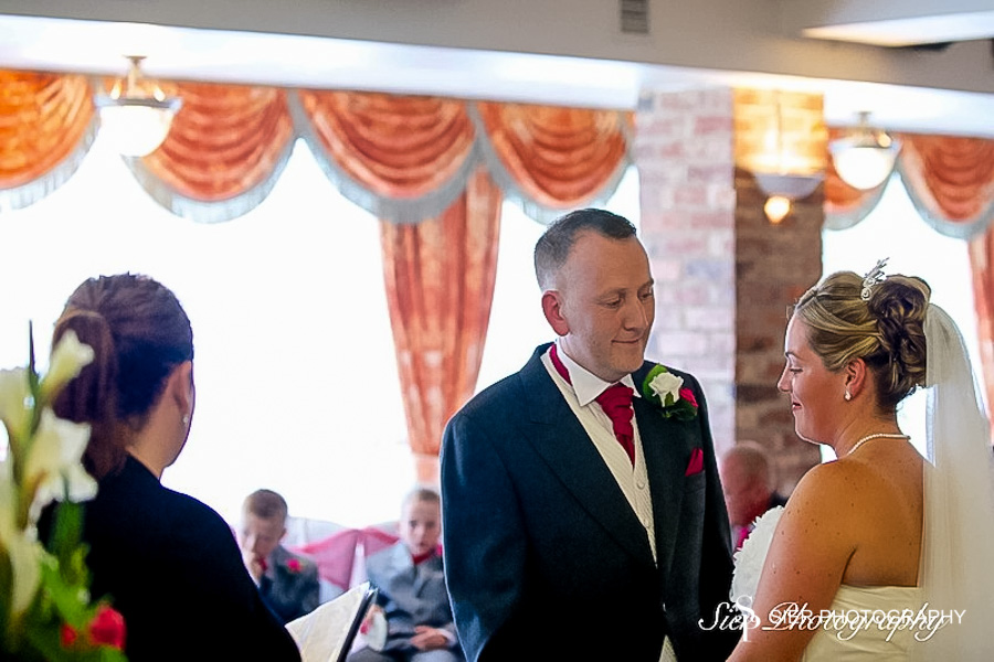 The Wedding of Dionne and Malcolm at the Garrison Hotel Sheffield