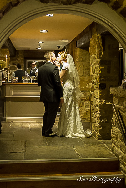 The Wedding of Heather and Brett at the Peak Edge Hotel, Derbyshire