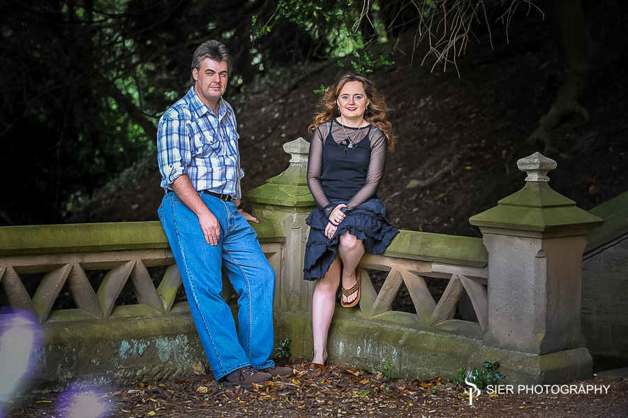 Engagement Photography at the Kenwood Hall Hotel