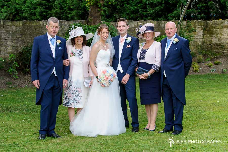 Hellaby Hall Hotel Wedding