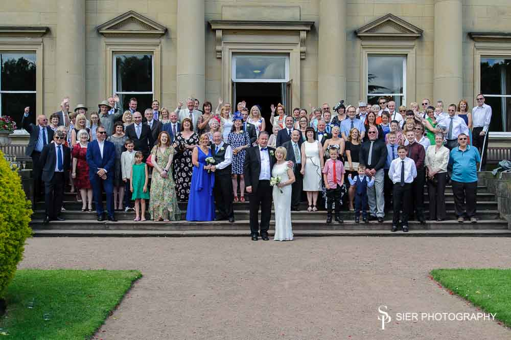Wortley Hall Wedding