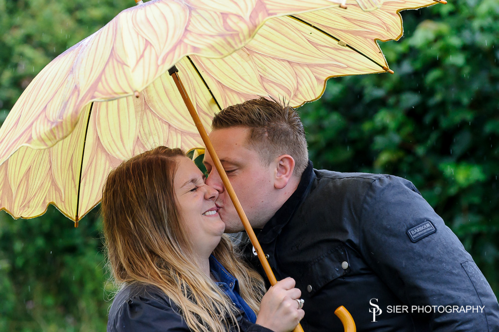 Engagement Photography session with Laura and Ben at Troway, Sheffield